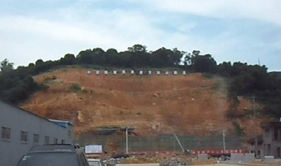 瑞安万松山隧道口山体控制爆破工程首爆成功